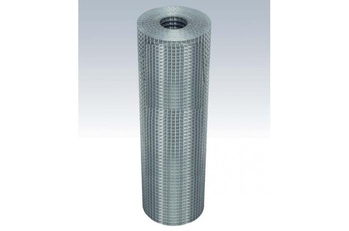 RETE ZINCATA maglia cm 1.3X1.3 a maglie piccole ideale per gabbie, filtri, setacci, divisori, protezioni per animali o piante