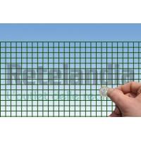 RETE PLASTICATA maglie piccole cm 1.3x1.3 ideale per voliere, gabbie, cancellate
