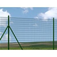 RETE recinzione metallica plastificata verde maglia cm 5.0x7.5