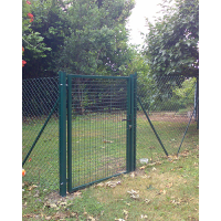 Cancelli Pedonali per recinzioni rete metallica