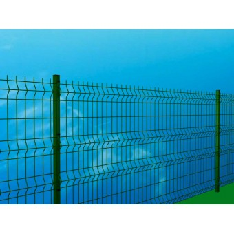Pannelli recinzione a cancellata VERDE