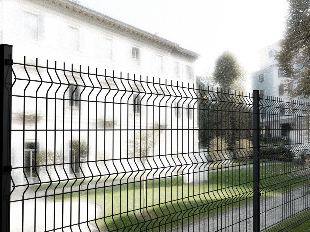 Steccato Giardino Plastica : Retelandia loutlet della recinzione retelandia