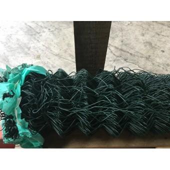 OFFERTA OUTLET - Rete maglia sciolta plasticata cm 5x5