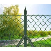 Saetta con pali rete recinzione