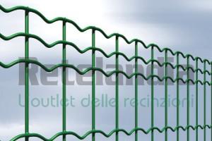 OFFERTA OUTLET - Rete plasticata maglia cm 5x10