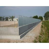 Pannelli recinzione a pannelli in GRIGLIATO zincato elettrosaldato