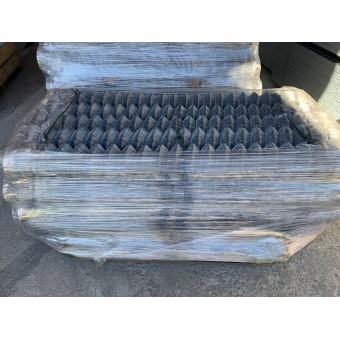 OFFERTA OUTLET - Rete maglia sciolta zincata cm 5x5