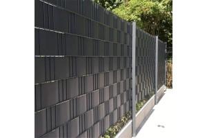 Kit occultante a strisce per recinzioni a pannelli oscurante totale
