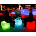 Cubo luminoso LUMEN LED RGB senza fili