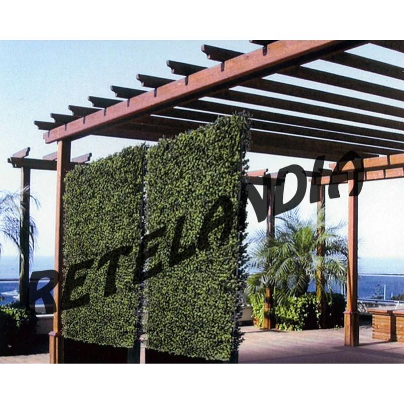 Fioriera separ con siepe artificiale autoportante for Articoli giardino on line